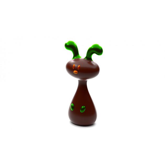 Bunny en Chocolat moule polycarbonate