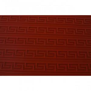 Tapis Relief silicone Grande Frise Grecque 40 mm