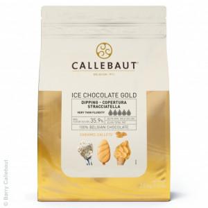 Ice Chocolate Gold 2,5kg Callebaut