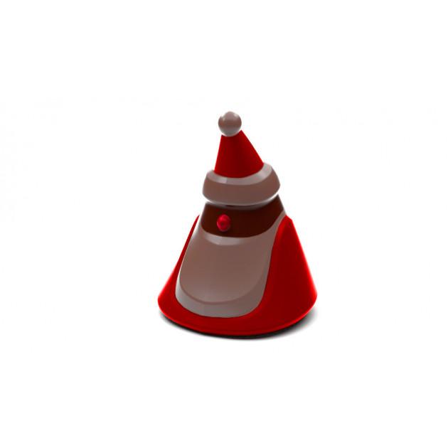 Moule Chocolat Pere Noel Conique (x1)