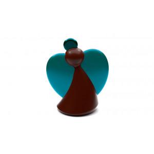 Moule Chocolat Ange de Noël (x2) Pop Chocolat