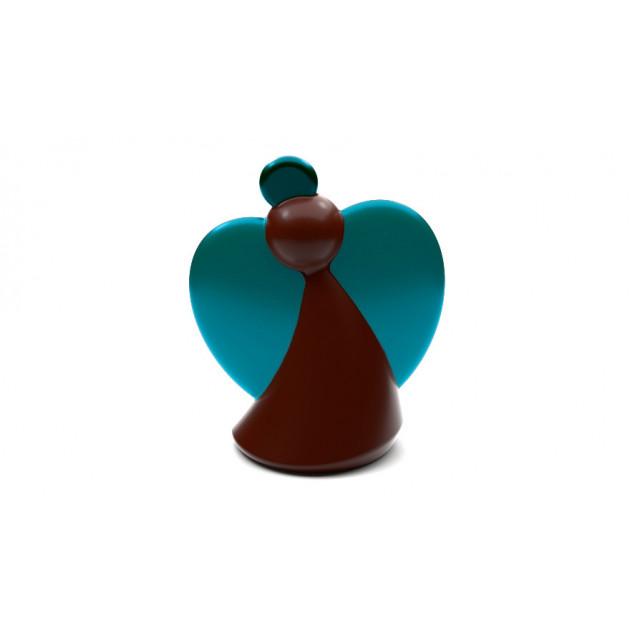 Moule Chocolat Ange de Noel (x2) Pop Chocolat