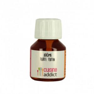 Arôme Alimentaire Tarte Tatin 58 ml Cuisineaddict
