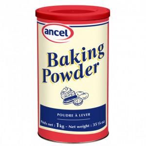 Levure Chimique Baking Powder 1kg Ancel
