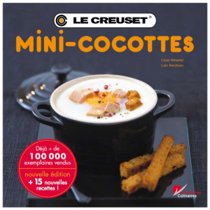 40 mini Cocottes en sucre et en sel - Livre de cuisine