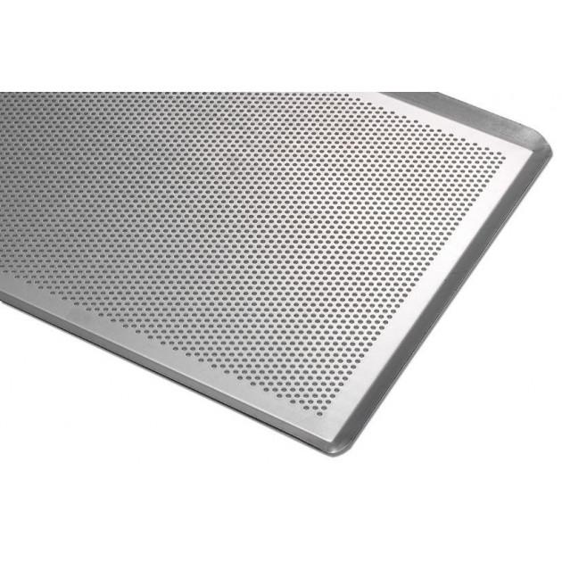 Plaque Perforee Aluminium 60 x 40 cm - Plaques a Patisserie