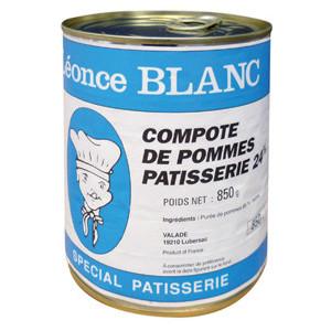 Compote de Pommes pâtisserie 24 % Léonce Blanc 4/4