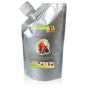 Purée de Fruits Rouges Capfruit 1kg