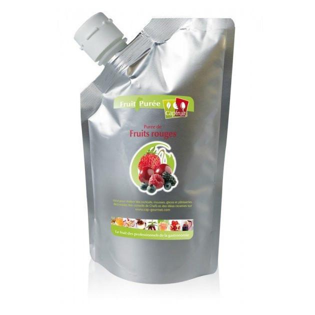Puree de Fruits Rouges Capfruit 1kg