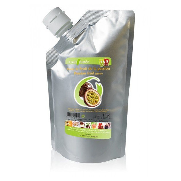Puree de Fruit de la Passion Capfruit 1kg