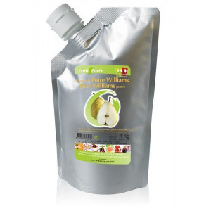 Purée de Poire William Capfruit 1kg