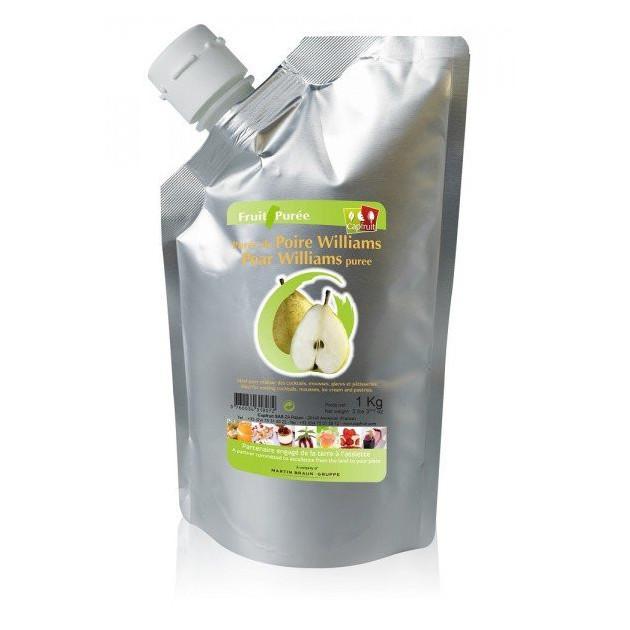 Puree de Poire William Capfruit 1kg