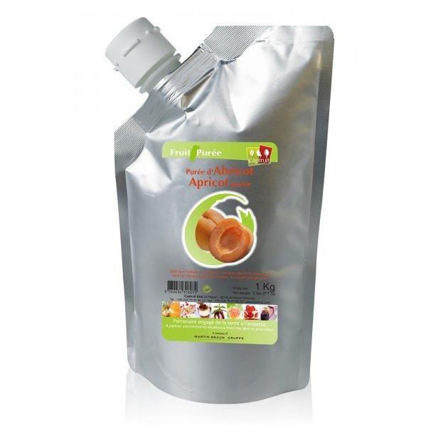 Puree d'Abricot Capfruit 1kg