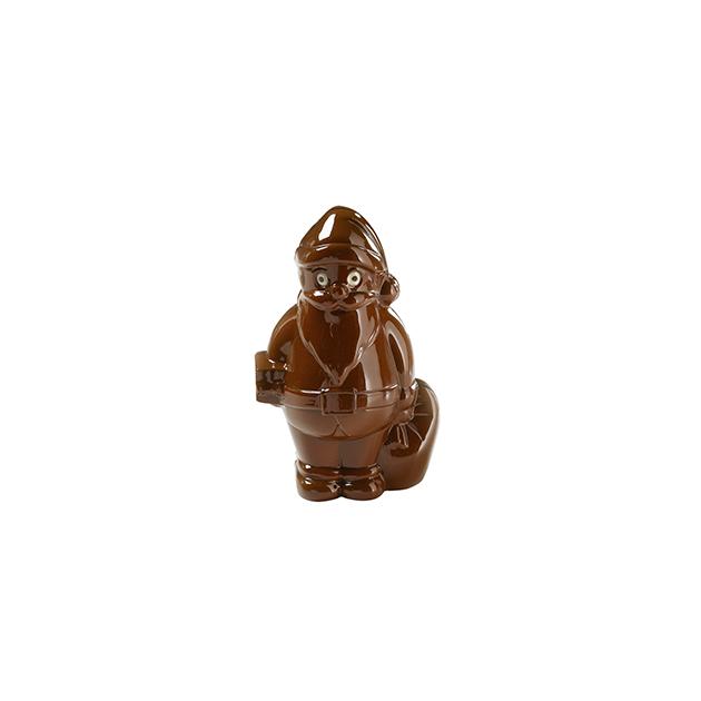 Moule a Chocolat Pere Noel 12cm (x4) Barry
