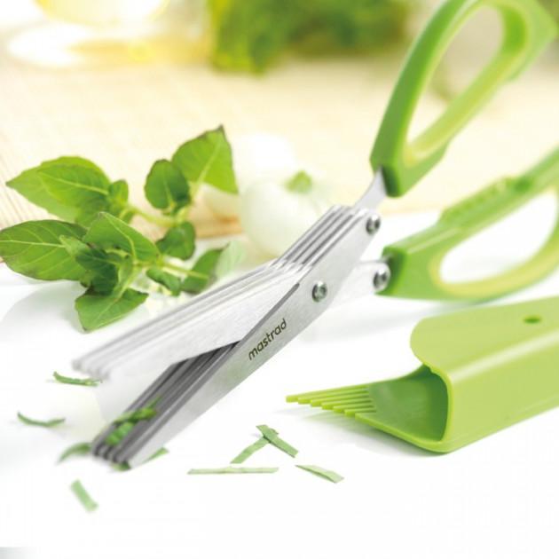 Ciseaux a Herbes Mastrad 5 lames