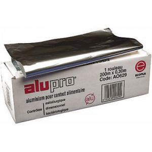 Papier aluminium 200 m x 30 cm