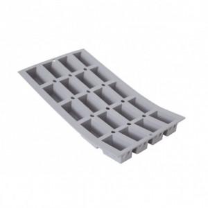 Elastomoule mini-Cakes - 20 empreintes 30 x 17,6 cm - Silicone de Buyer
