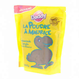 Sucre Muscovado 500 g Daddy