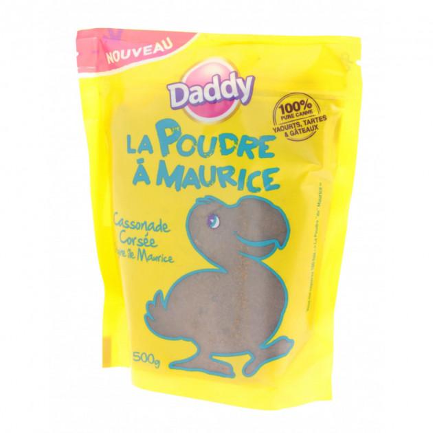 Sucre Muscovado 500 g Daddy
