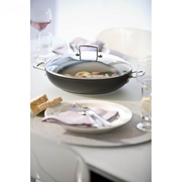 Sauteuse Provençale 30 cm Le Creuset avec couvercle