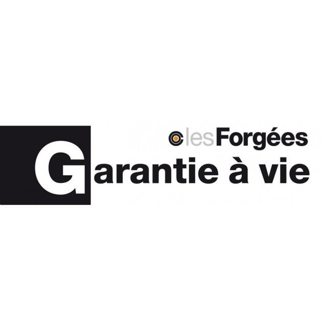 Poeles Le Creuset anti-adherente Les Forgees. garantie a vie