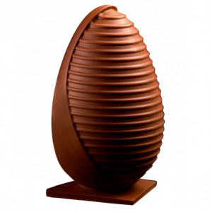 Moule Chocolat Oeuf Design 20 cm N°3 x2