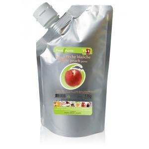 Purée de Pêche Blanche Capfruit 1kg
