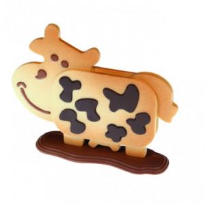 Moule à Chocolat Caroline la Vache 20 cm (x2)