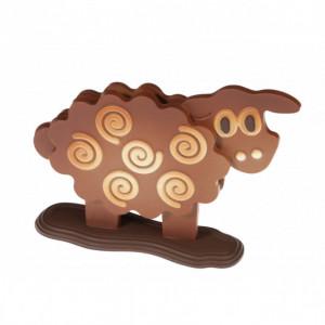 Moule à Chocolat Dolly le Mouton 20 cm (x2)