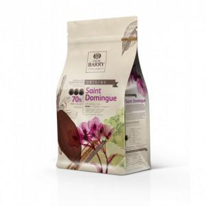 Chocolat noir origine Saint-Domingue 70% 1 kg