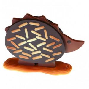 Moule à Chocolat Nicolas le Hérisson 18 cm (x2)
