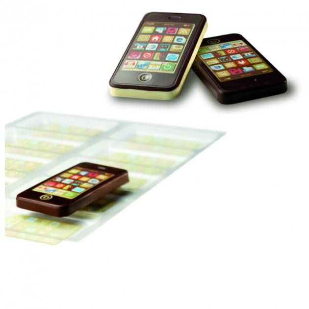Moule Chocolat Telephone ICioc x1000