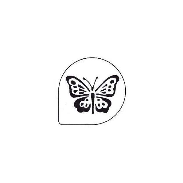 Pochoir Papillon pour Gateaux