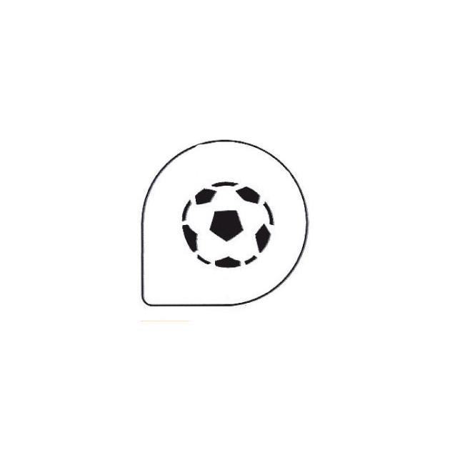 Pochoir Ballon de Foot pour Gateaux