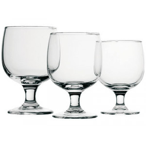 Verre Amelia empilable 16 cl x12