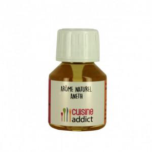Arôme alimentaire Naturel Aneth 58 ml Cuisineaddict