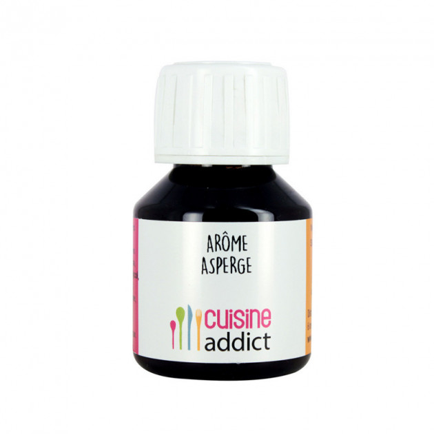 Arome alimentaire Asperge 58 ml Cuisineaddict