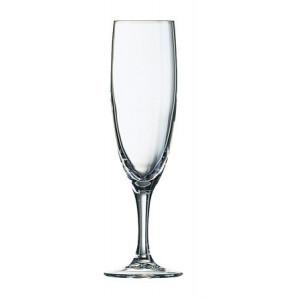 Flûte de champagne Elégance 10 cl verre x12
