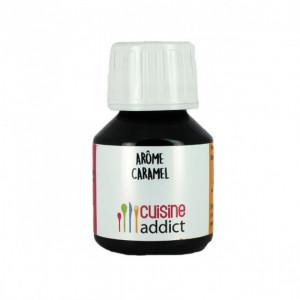 Arôme Alimentaire Caramel 58ml Cuisineaddict
