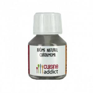 Arôme Alimentaire Naturel Cardamome 58 ml Cuisineaddict