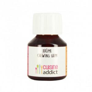 Arôme Alimentaire Chewing Gum 58ml Cuisineaddict