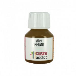 Arôme Alimentaire Emmental 58 ml Cuisineaddict
