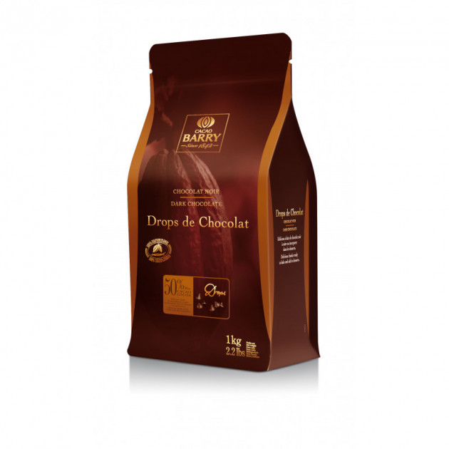 Drops Chocolat 50% 1 kg