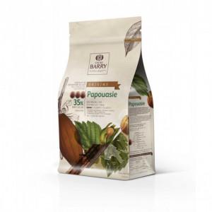 Chocolat lait origine Papouasie 35,7% 1 kg