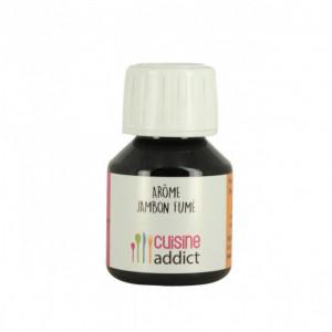 Arôme Alimentaire Jambon Fumé 58 ml Cuisineaddict