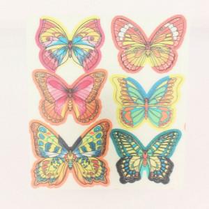 Papillons en Azyme x12