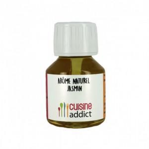Arôme Alimentaire Naturel Jasmin 58 ml Cuisineaddict