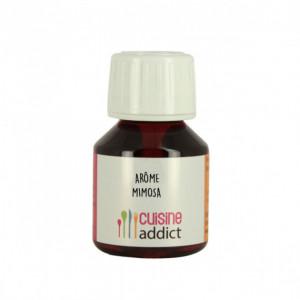 Arôme alimentaire Mimosa 58ml Cuisineaddict