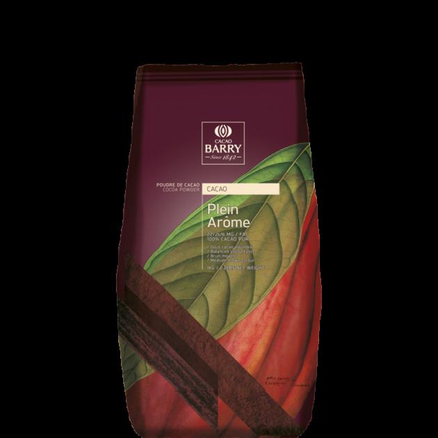 Cacao en poudre Plein Arome 1 kg Barry