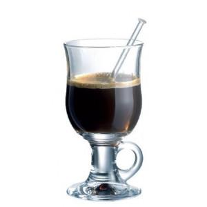 FIN DE SERIE Verre pour Irish Coffee 24 cl 'Mazagran Uni' x6